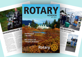 ROTARY NORDEN NR. 6 - 2017