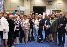 Rapport fra Rotary Convention i Toronto